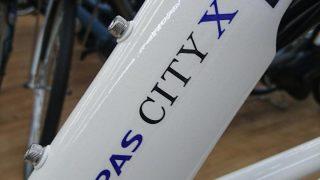 YAMAHA(ヤマハ)PAS CITY-X(パスシティエックス)
